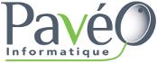 Pavéo Informatique Logo