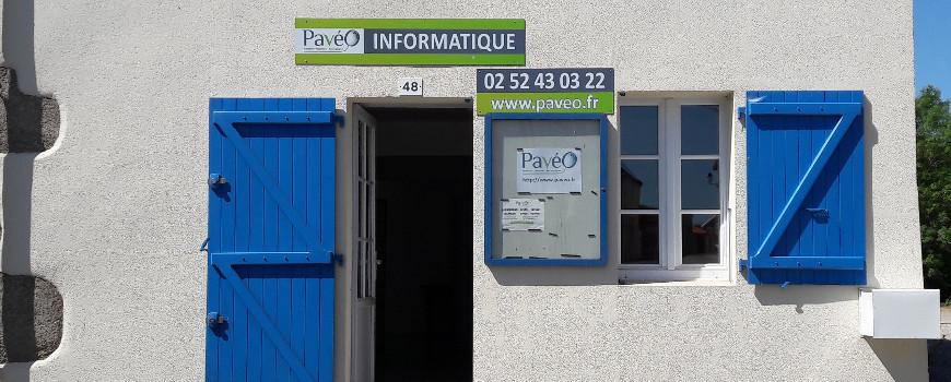 Pavéo Informatique Champ Saint Père